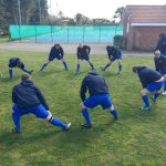 HFLFC Vets stretching