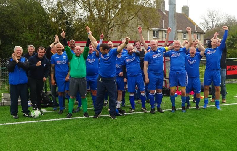 vets league champions