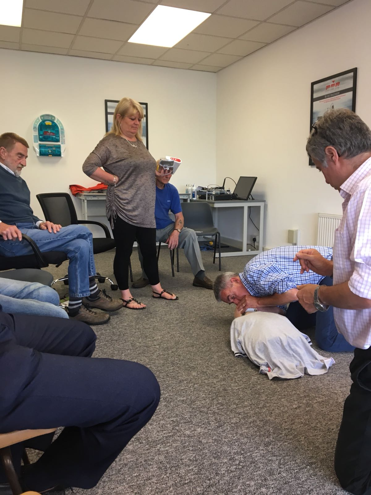 First Aid Course 3