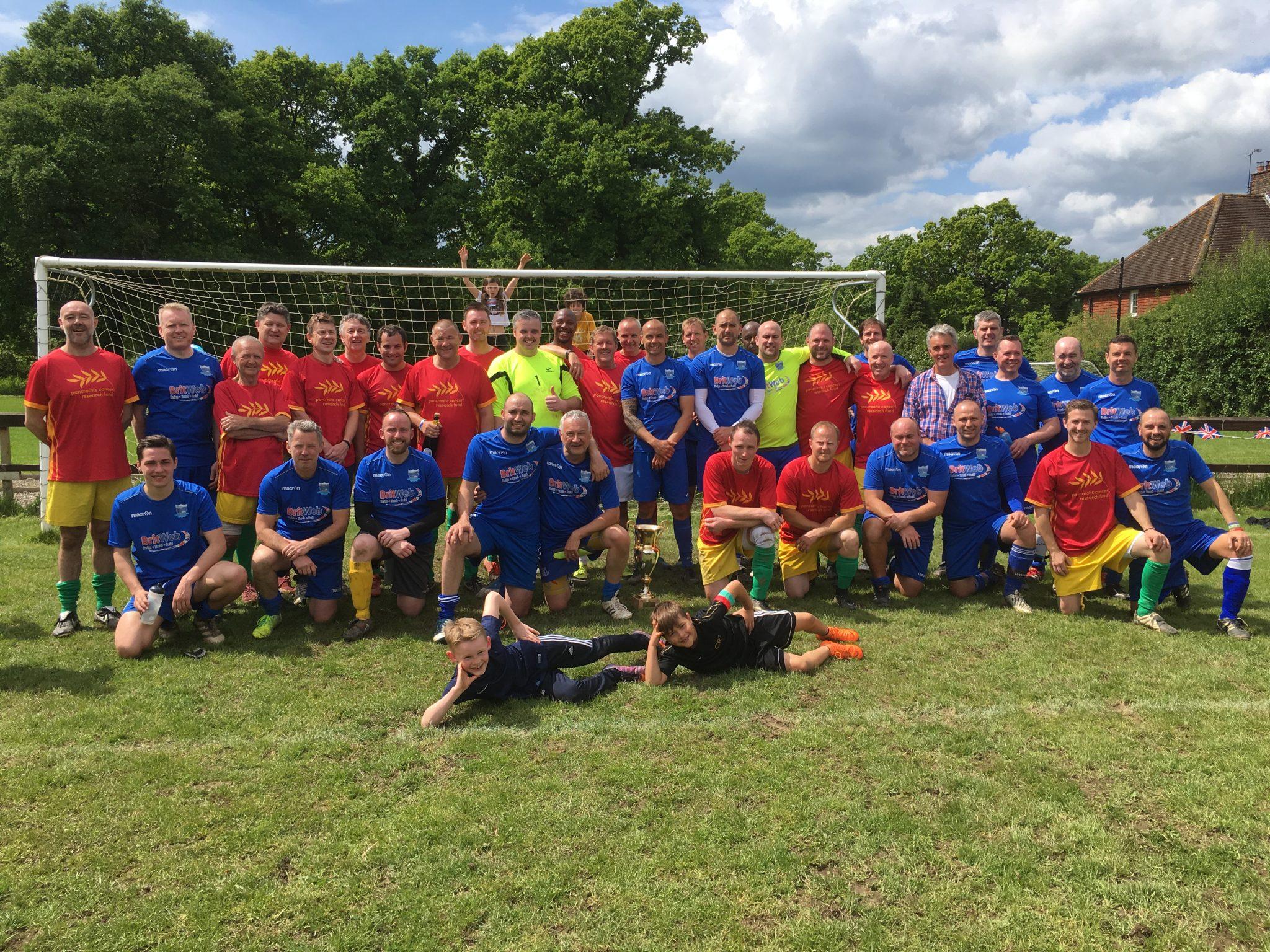 vets charity match 2018