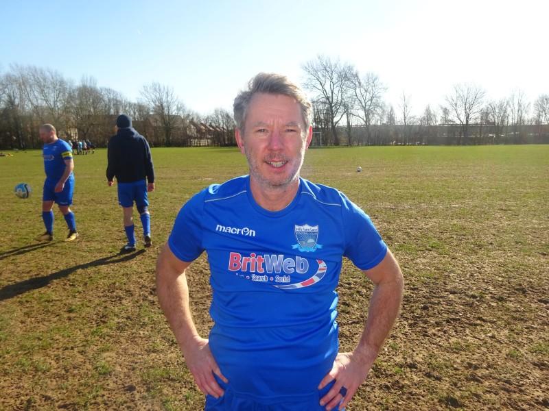 Kevin Boyle - Wide Midfield