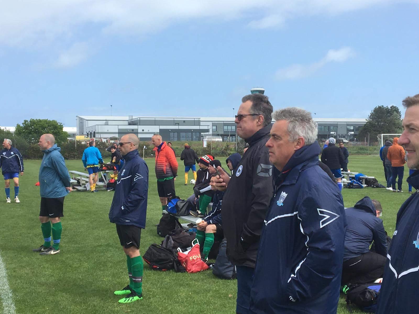 HLF vets football Jersey Tour 2019