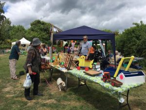 Mens Shed Shipley Village Day 2019